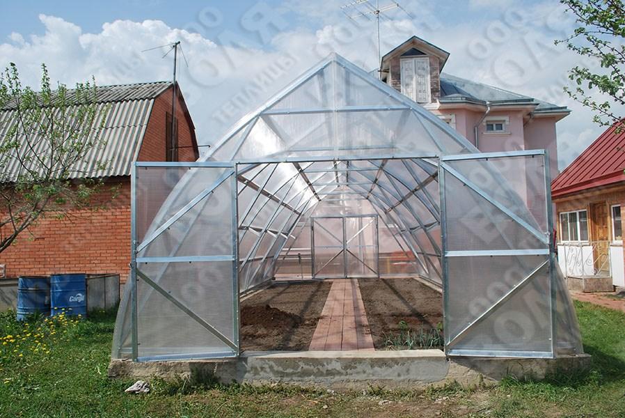Farmářský profesionální skleník FARMER 6,3 x 5,0 - Volya LLC