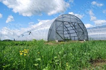 Farmářský profesionální skleník FARMER 16,8 x 7,5 - Volya LLC