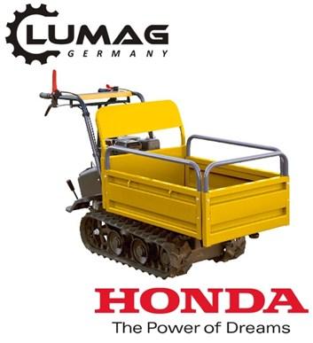 Mini Dumper Lumag MD 350GX motor HONDA