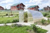 Polykarbonátový skleník Strelka3 4m ( 3 x 4 m ) - Volya LLC