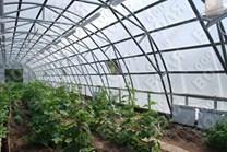 Farmářský profesionální skleník FARMER 12,6 x 7,5 - Volya LLC