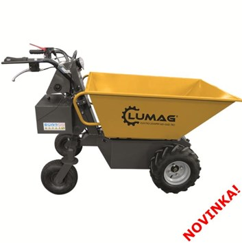 Minidumper Lumag MD500E-PRO