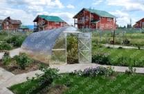 Polykarbonátový skleník Strelka3 10 ( 3 x 10 m ) - Volya LLC