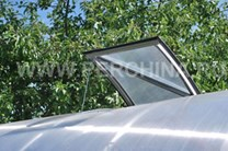 Polykarbonátový skleník 2DUM 6m ( 6 x 3 m ) - Volya LLC