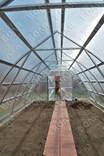 Farmářský profesionální skleník FARMER 16,8 x 3,5 - Volya LLC