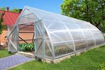 Farmářský profesionální skleník FARMER 4,2 x 4,2 - Volya LLC