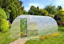 Polykarbonátový skleník Betta 12m ( 3 x 12 m ) - Volya LLC