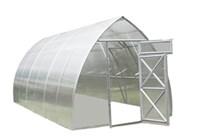 Polykarbonátový skleník Strelka 2,6 ( 6 x 2,6 m ) - Volya LLC
