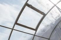 Polykarbonátový skleník ALFA 12m ( 3 x 12 m )- Volya LLC