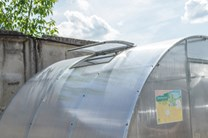 Polykarbonátový skleník ALFA 8m ( 3 x 8 m )- Volya LLC