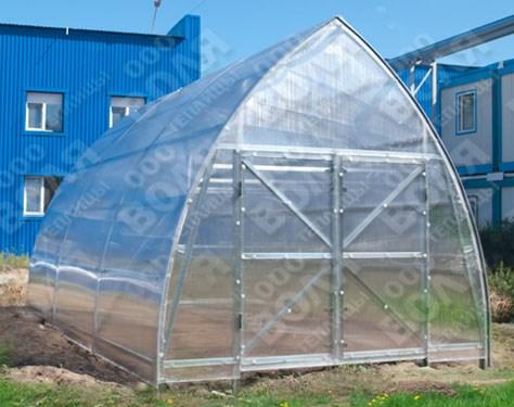 Farmářský profesionální skleník FARMER 10,5 x 3,5 - Volya LLC