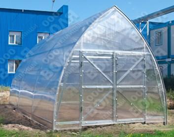 Farmářský profesionální skleník FARMER 18,9 x 3,5 - Volya LLC