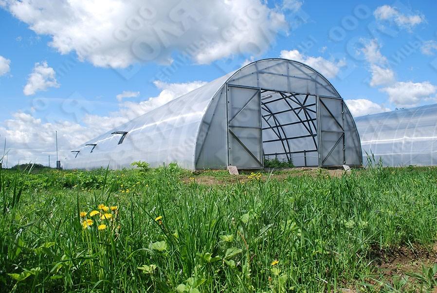 Farmářský profesionální skleník FARMER 8,4 x 7,5 - Volya LLC