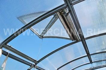 Přídavné větrací okno pro skleník 2DUM - Volya LLC