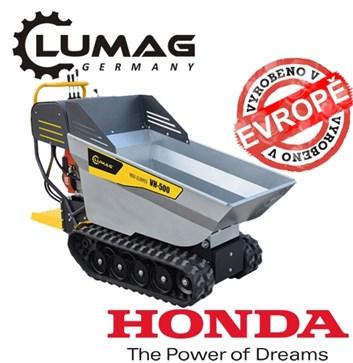 Profi minidumper Lumag VH500 GX motor HONDA
