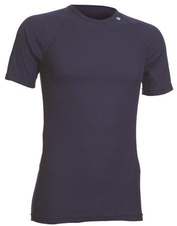 Funkční pánské triko KYLMA s krátkým rukávem - modré