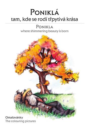 Omalovánky českých měst a obcí