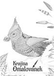 Omalovánka pro dospělé, Ptáci