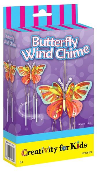 Motýlková zvonkohra, kreativní sada, Creativity for kids