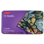 Derwent, 32201, Studio, umělecké pastelky, 72 ks