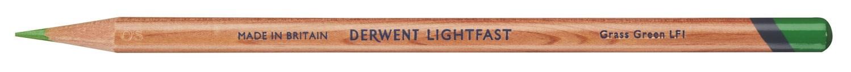 Derwent, 2305739, Lightfast, umělecké pastelky, kusové, 1 ks, Grass Green