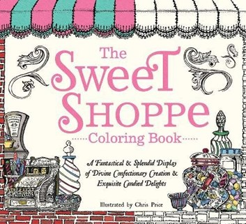 The Sweet Shoppe , Chris Price