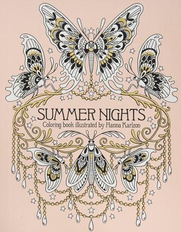 Summer nights, Hanna Karlzon