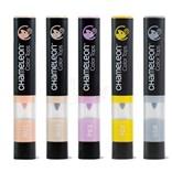 CHAMELEON, CT0501, Color tops, tonovací nástavce pro popisovače,  5 ks, Pastel tones