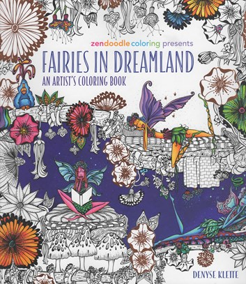 Fairies in Dreamland, Denyse Klette
