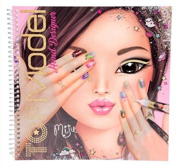 Top model, Hand designer