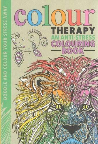 Omalovánka pro dospělé, Colour Therapy