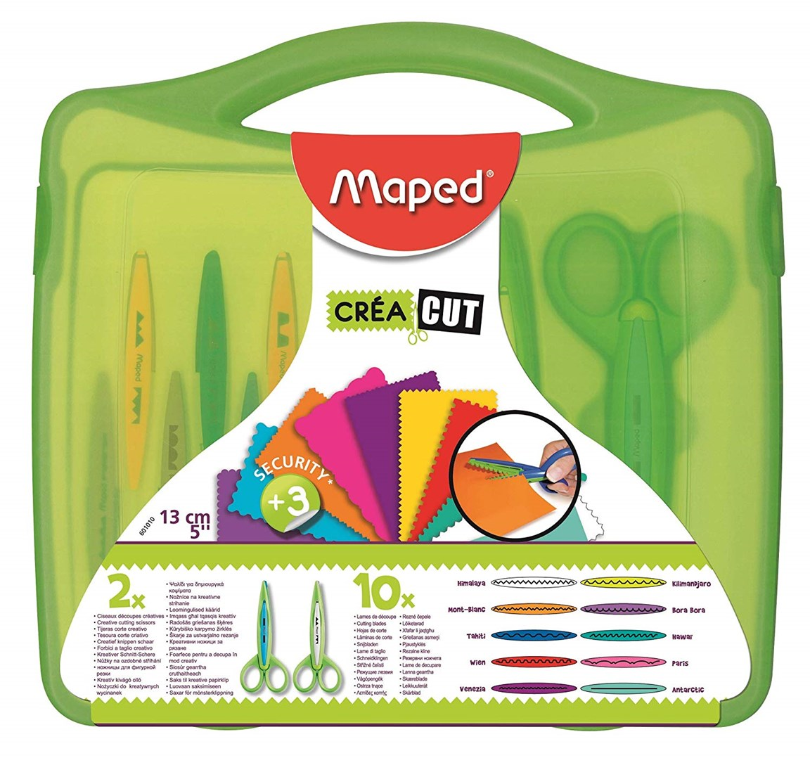 Maped, 601010, Créa cut,