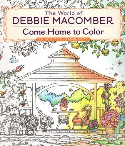 Omalovánka pro dospělé, Come Home to Color