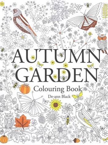 Autumn garden, De-ann Black
