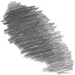 Derwent, 2302715, Lightfast, umělecké pastelky, kusové, 1 ks, Black