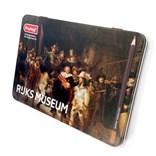 Bruynzeel, Rijsk museum, 5700M50, sada uměleckých pastelek, 50 ks