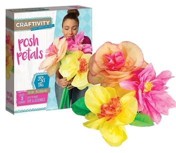 Craftivity, 3506200, kreativní sada, luxusní květy