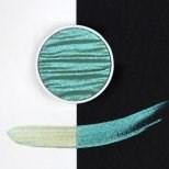 Coliro, M730, Pearl colors, metalické, perleťové akvarelové barvy, 6 odstínů, Ocean