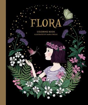Flora (AJ), Maria Trolle