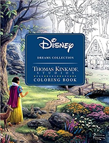 Disney dreams collection, Thomas Kinkade