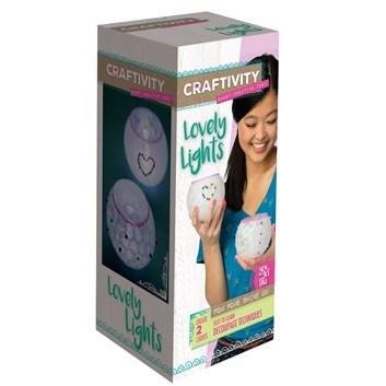 Craftivity, 3505200, kreativní sada, půvabná světýlka