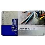 Royal Talens, 97.730.065, Van GOGH, sada uměleckých pastelek, 60 ks