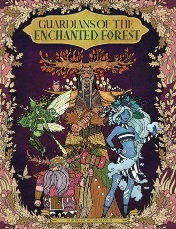 Guardians of the Enchanted Forest, Julia Rivers