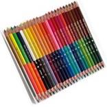 Astra, 312116004, oboustranné pastelky, trojhranné, 24/48 kusů