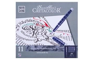 Cretacolor, 431 23, kaligrafická sada, 11 ks