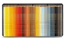 Caran d'Ache, 3888.42, Supracolor, umělecké akvarelové pastelky,  120 ks