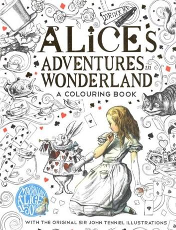 Alices Adventures in Wonderland, Lewis Carroll