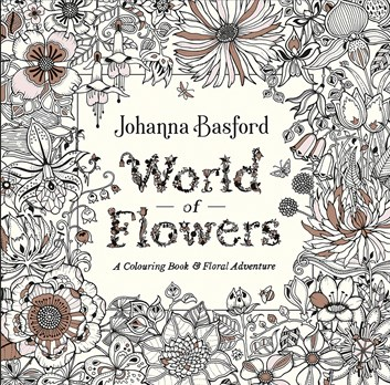World of Flowers, Johanna Basford