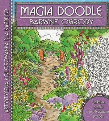 Magia doodle - BARWNE OGRODY.