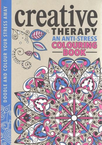 Omalovánka pro dospělé, Creative Therapy